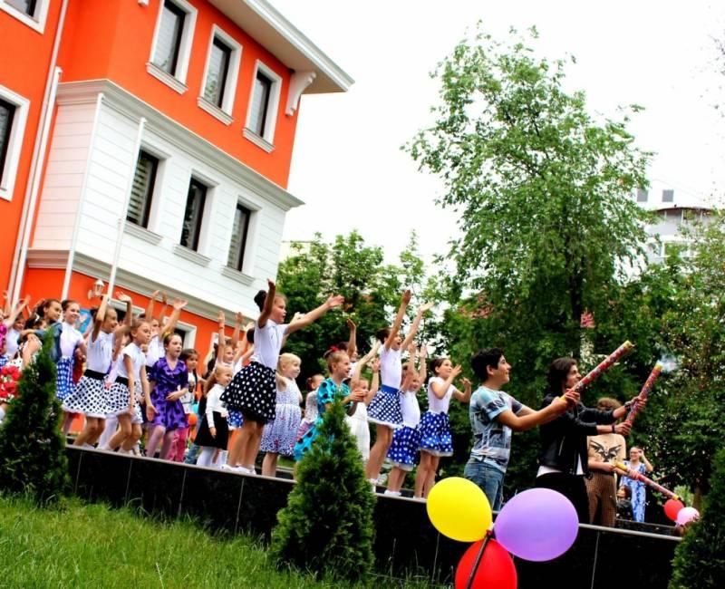 Поздравление с Днём защиты детей