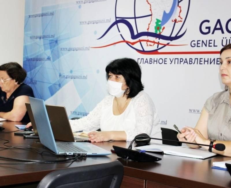 Консультативная встреча ANACEC с директорским корпусом Гагаузии: отчет о деятельности общеобразовательных учреждений в рамках аккредитации