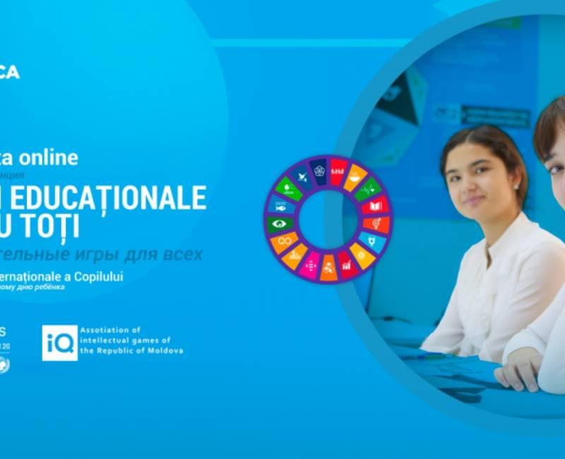 Образовательные игры DIALOGICA: около 200 педагогов учебных заведений Гагаузии присоединились к проекту