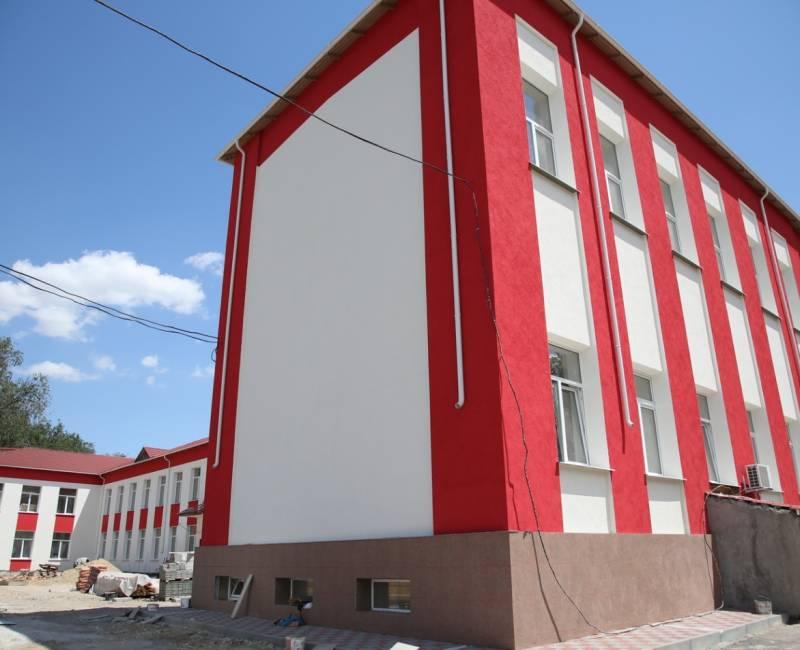 Капитальный ремонт в самом большом лицее Гагаузии: вложено более 12 миллионов леев