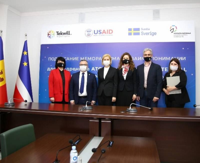 В Гагаузии стартовал проект внедрения программ TEKWILL