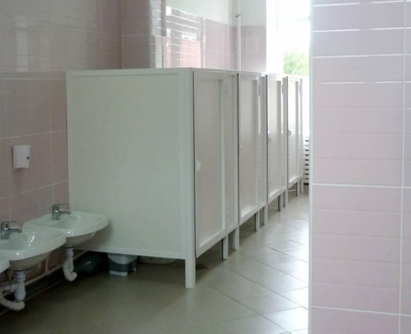 Правительство РМ выделило 5 млн. леев на ремонт и строительство санитарных блоков в учебных заведениях