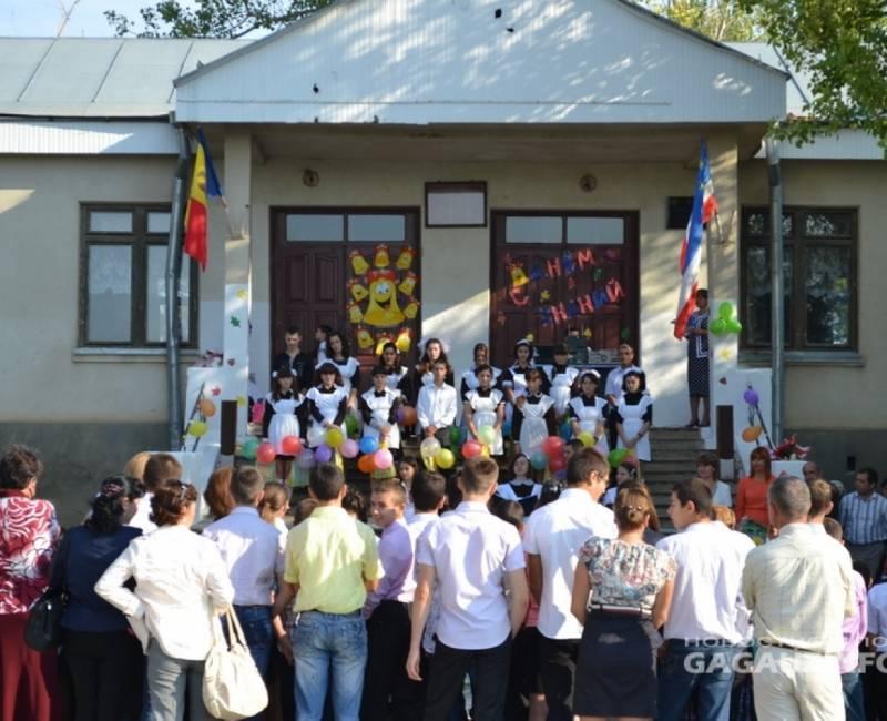 Гимназия села Казаклия с 14 сентября возобновляет учебную деятельность в очном режиме