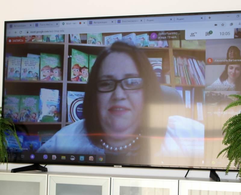 ANTEM презентовала новые дидактические материалы по изучению гагаузского и государственного языков в детских садах Гагаузии