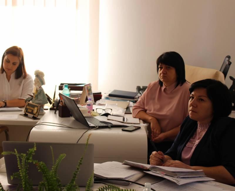 Подготовка учебных заведений к началу нового учебного года - в повестке Министерства образования и представителей местных специализированных органов в области образования