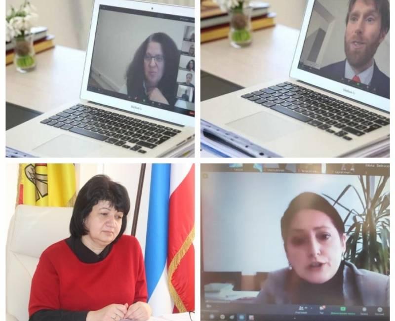 Продвижение изучения государственного и гагаузского языков в АТО Гагаузия: совместный проект с Институтом стратегических инициатив