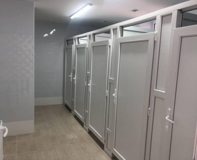 Санитарные узлы в учебных заведениях Гагаузии: инвестиции в строительство и  ремонт