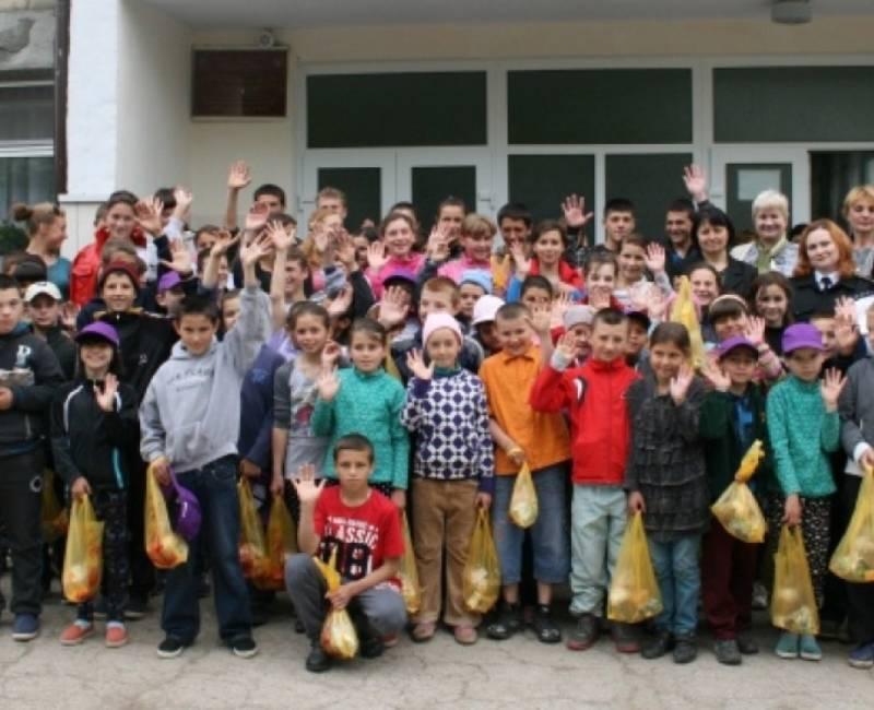 Исполком Гагаузии принял решение взять на свой баланс Вспомогательную школу – интернат села Конгаз