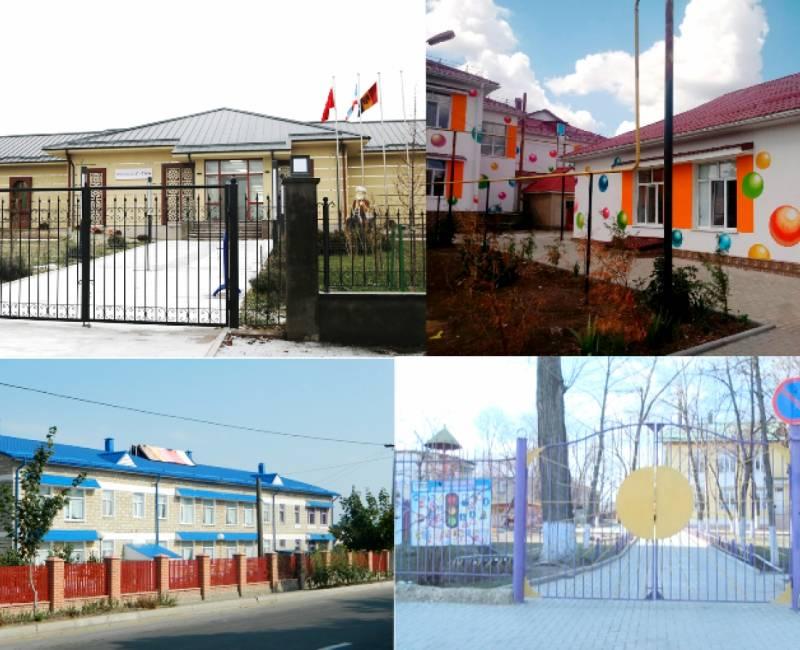 Проведен оперативный мониторинг режима работы детских садов Гагаузии
