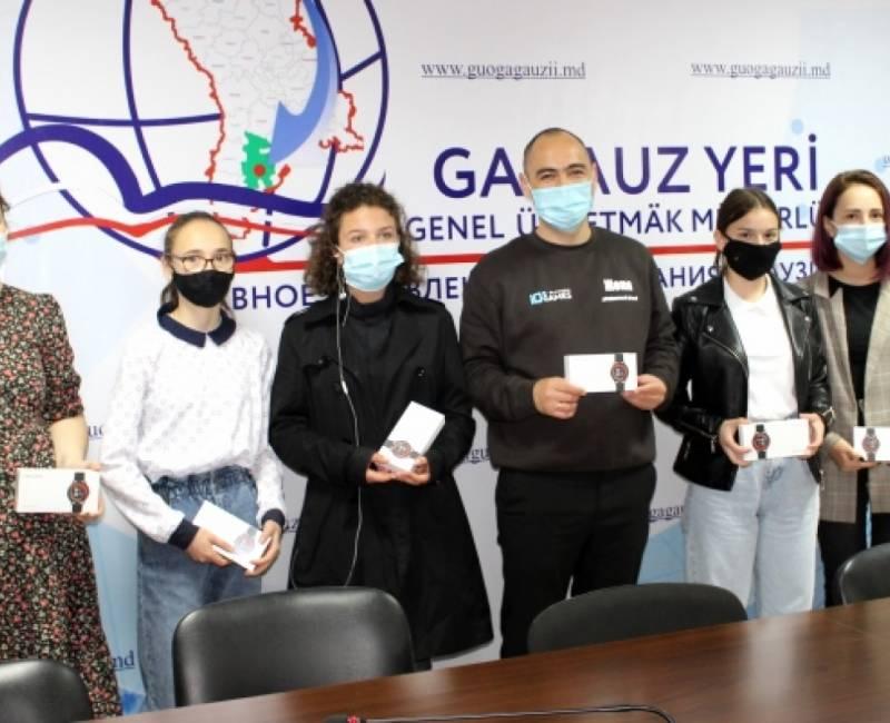Шестеро учащихся из Гагаузии стали победителями республиканской информационной кампании «Предупреждён – значит защищён!»